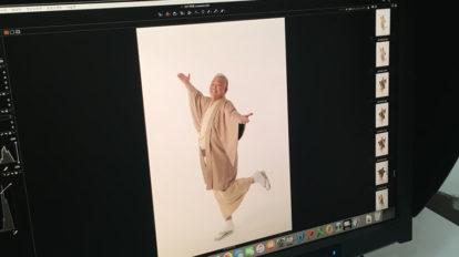 「弊誌編集長、江原さんとお揃いです❤」 COVER STORY No.2071
