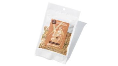 「deNUKA 米糠とごぼう ふりかけ」ananカラダに良いものカタログ