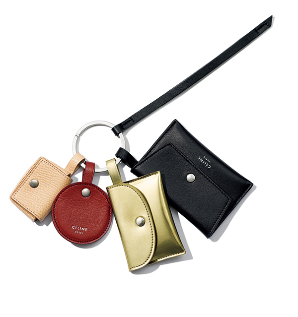 CÉLINE key ring
