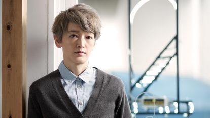 「モデルの甲田益也子さんを取材しました。」編集部こぼれ話