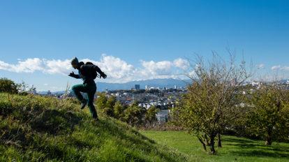 Tarzan Trails GPSデータ[町田市・尾根道&里山トレイル] NO.733
