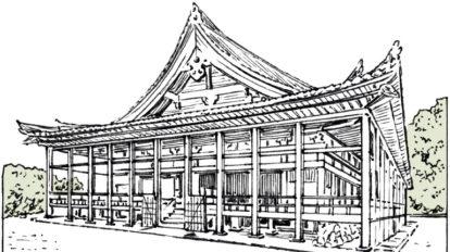 まだまだあります、オススメ伝統建築。 Special Contents BRUTUS No.862