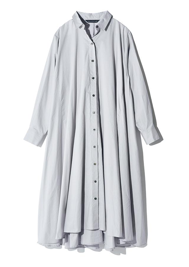 MIZUIRO IND shirt dress
