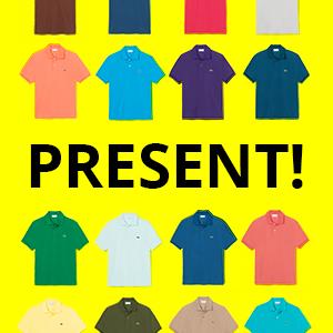 「今日トレ」メンバーになって、ポロシャツをGET!