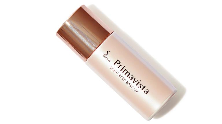 ソフィーナプリマヴィスタ 皮脂くずれ防止化粧下地 SPF20・PA++25㎖¥2,800*編集部調べ(花王TEL:0120・165・692)
