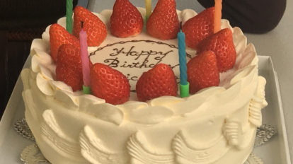 From Editors  No. 250 COVER STORY  モードという激流を遡る熱い想いに、甘いケーキをときには添えて