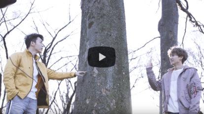 【SUPER JUNIOR-D&E×anan】No.2096 人気連載「ドンヘ&ウニョクのTOKYO散歩。」撮影メイキング動画(代々木公園)