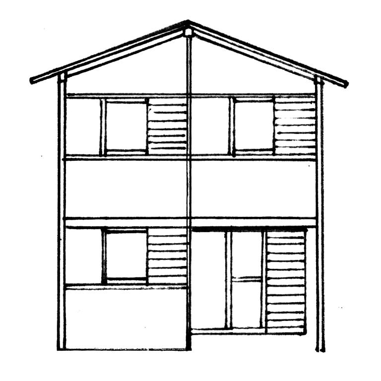 園田高弘邸