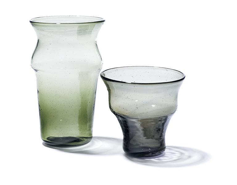 MIYO OYABU bamboo glass