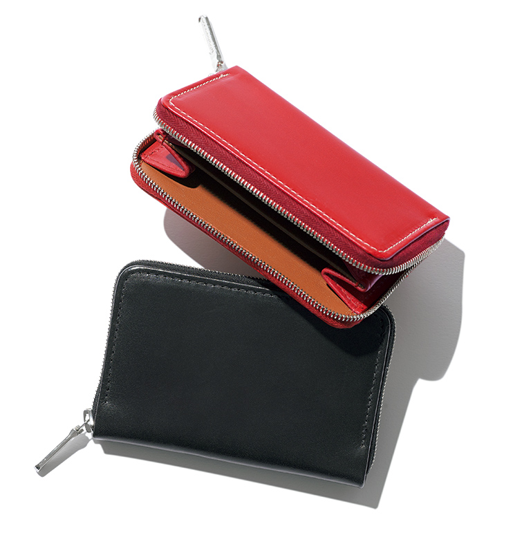 WHITEHOUSE COX leather mini case