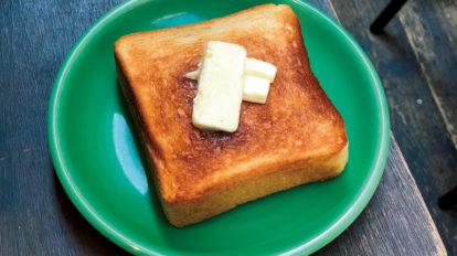 究極のおいしい食パンの食べ方を学ぶ! ハナコラボ