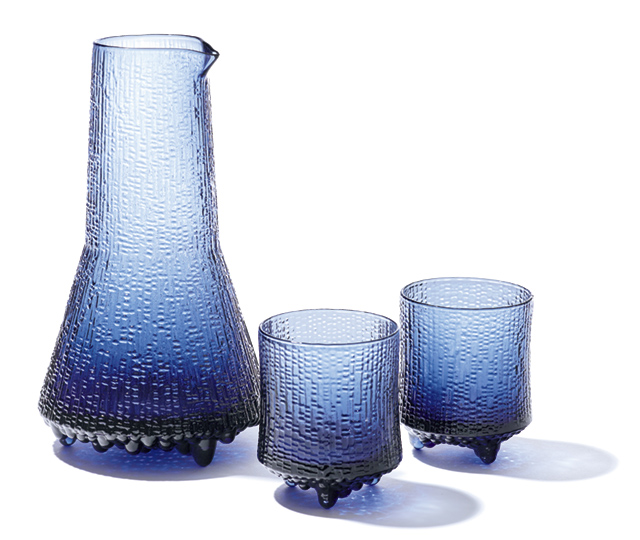 IITTALA carafe & glass