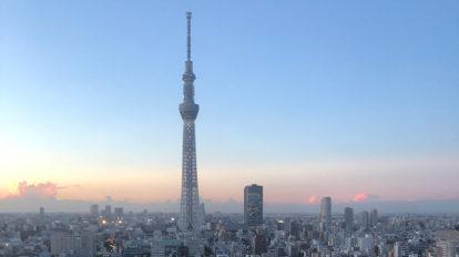 東京を再発見する瞬間。  Editor's Voice No.224