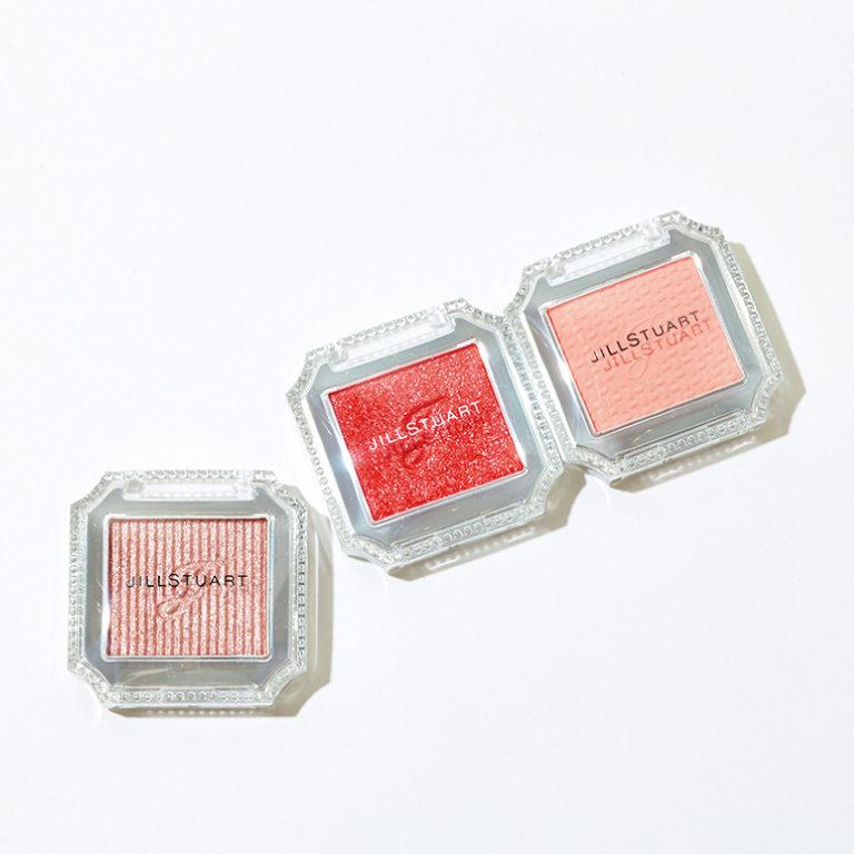 アイコニックルック アイシャドウ(右からM404、G308、S106)各¥2,200 12/7発売(ジルスチュアート ビューティ☎0120・878・652)