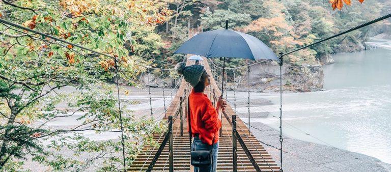 インスタフォトグラファーが国内外の旅の景色をお届け!【#HanakoTravel】静岡県・静岡市〜川根本町〜島田市へ。