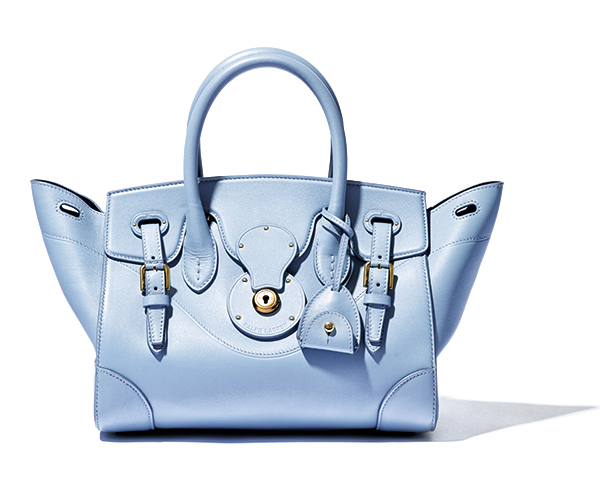RALPH LAUREN spring color bag
