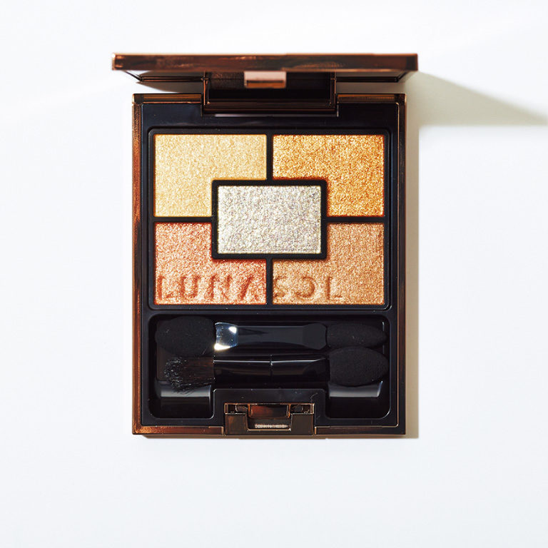 ルナソル ジェミネイトアイズN 01 CE¥5,000 2/8発売(カネボウ化粧品☎0120・518・520)