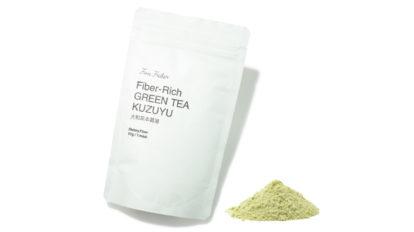 「Fiber-Rich GREEN TEA KUZUYU 大和茶本葛湯」ananカラダに良いものカタログ