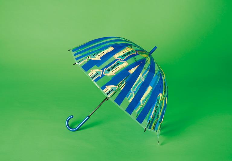 春のビニ傘は、クラシック&ポップで。