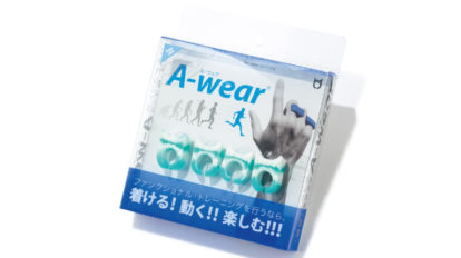 「A-wear」ananカラダに良いものカタログ