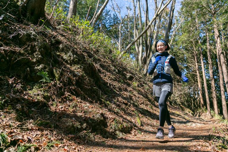 Tarzan Trails GPSデータ[金比羅尾根]トレイル NO.762