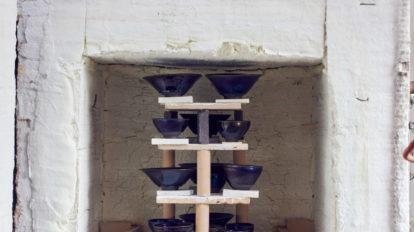3つの茶碗は孤高のアイドルのよう。 From Editors No.891