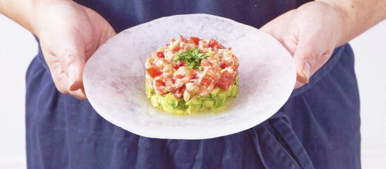 【京都・ふくのオイル漬 コンフ】のアレンジレシピ 「ふくのオイル漬コンフのタルタル」