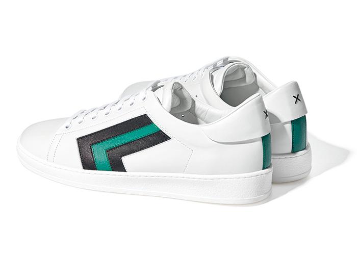 VALEXTRA new women's sneakers