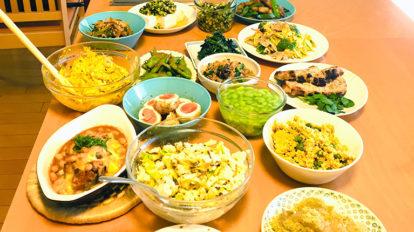 料理の常識は、時代に連れ人に連れ。  クロワッサン 編集部こぼれ話 No.997