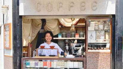 人気珈琲焙煎所が手がける一坪のコーヒースタンドが京都に登場。国内で注目のニューオープン情報!