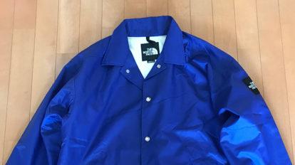 高知でコーチジャケットを買いました。 From Editors 2 No. 866