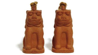 お願い狛犬 みやげもんコレクション299 BRUTUS No.894