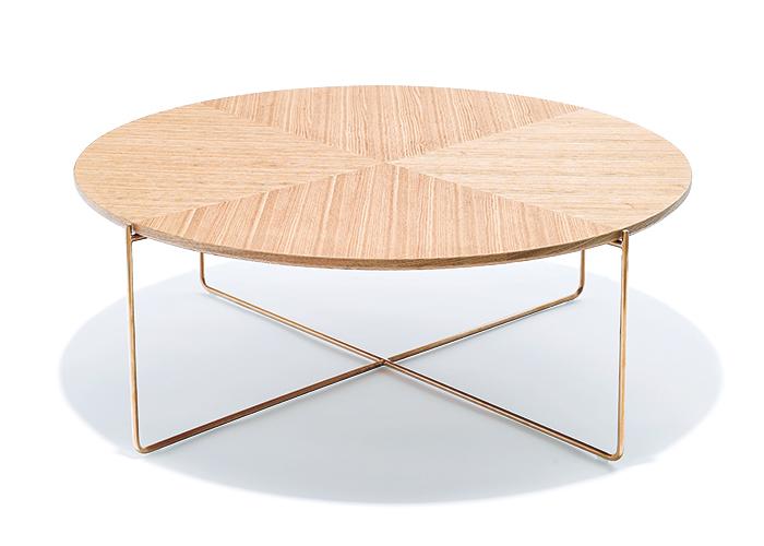 MODERN WORK minimalistic coffee table