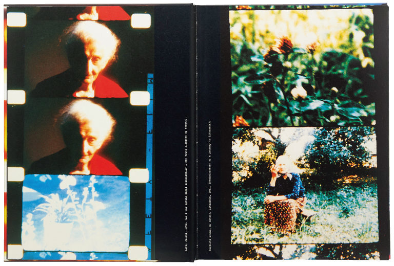Jonas Mekas『JUST LIKE A SHADOW』(2000年)