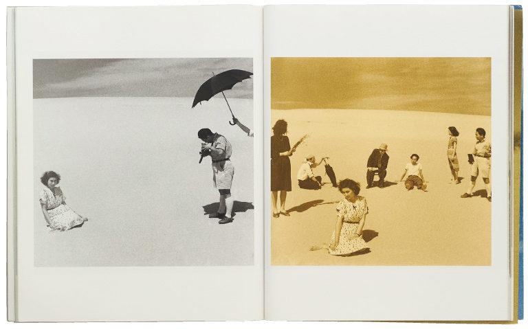植田正治『砂丘』(1986年)