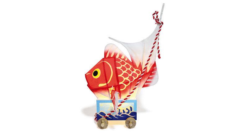 鯛車16,200円(鯛の蔵taiguruma@gmail.com、日曜のみの営業)。