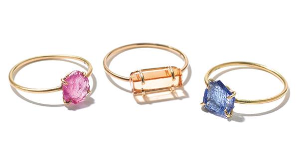 BORORO natural stone jewelry