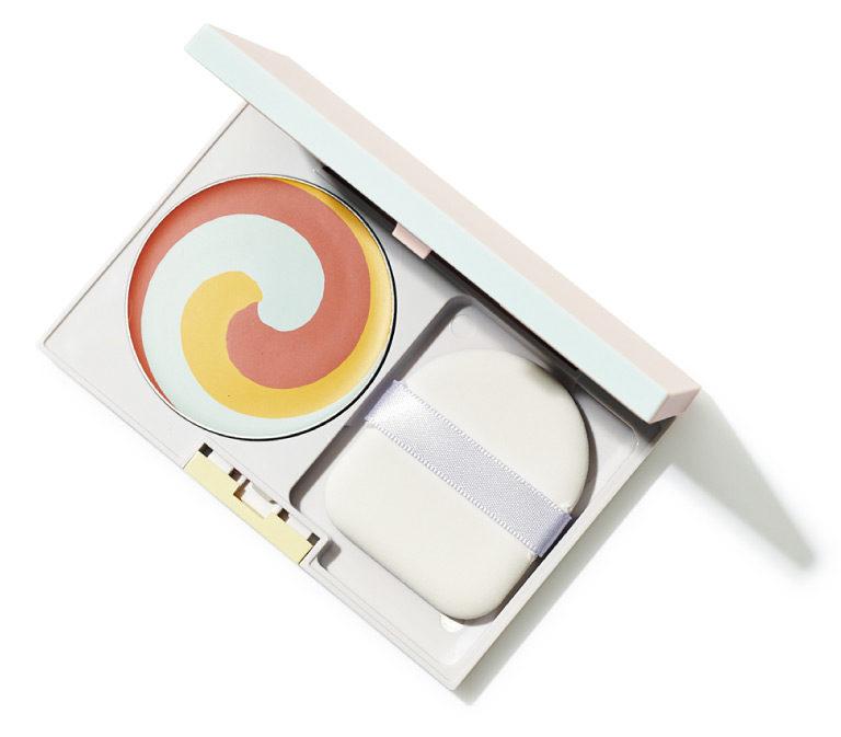 ディエム クルール カラーブレンドグローファンデーション SPF20・PA+++ 全4種(ケース込み)各¥6,500 8/8発売(ポーラ☎0120・117111)