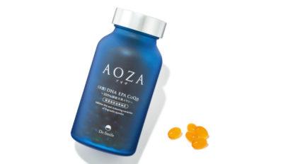 「AOZA-アオザ-」ananカラダに良いものカタログ