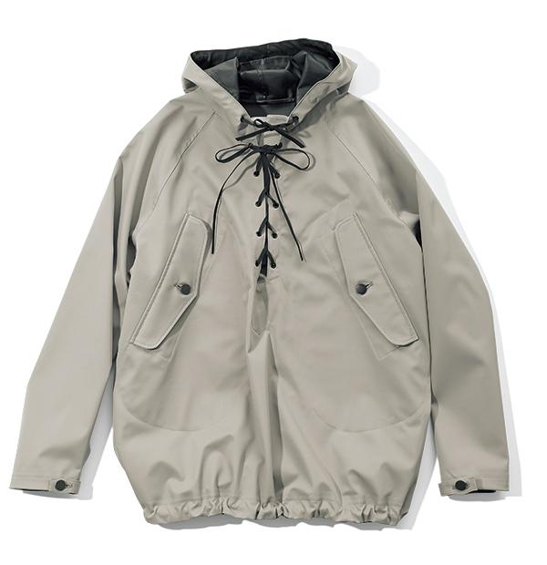 HYKE deck parka jacket