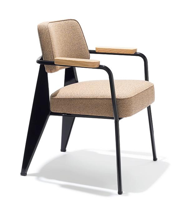 VITRA × THE CONRAN SHOP jean prouvé chair