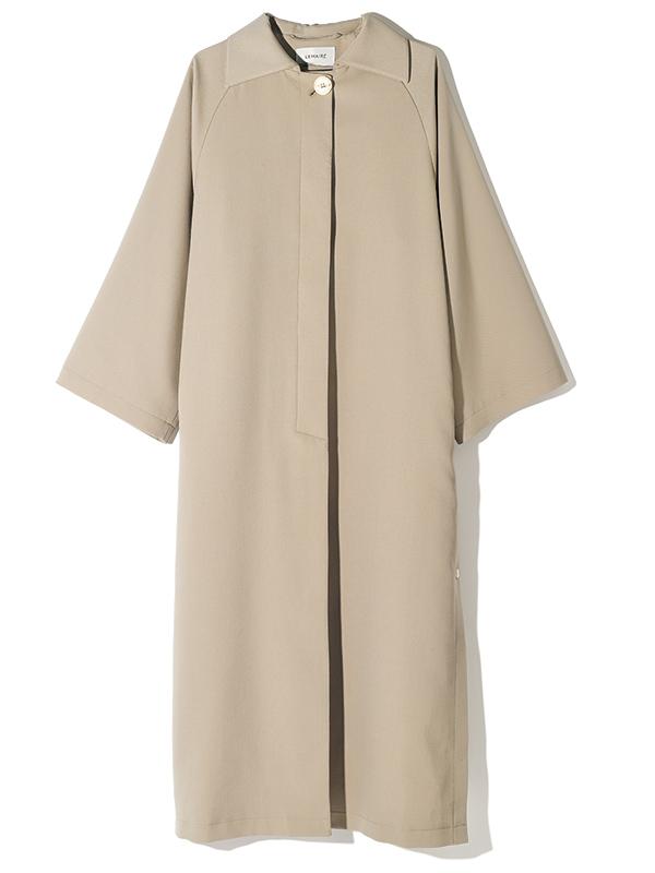 LEMAIRE longbalmacaan coat