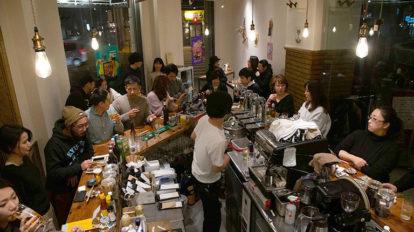 今の大阪では、ミッドタウンで立ち飲みが正解です。 From Editors No.911
