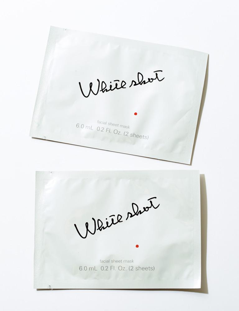 ホワイトショット QXS〈医薬部外品〉2枚入り×20包¥6,800(ポーラ☎0120・117111)