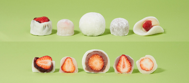 いまが旬のおいしい「いちご大福」5選!全国の名店からお取り寄せ。
