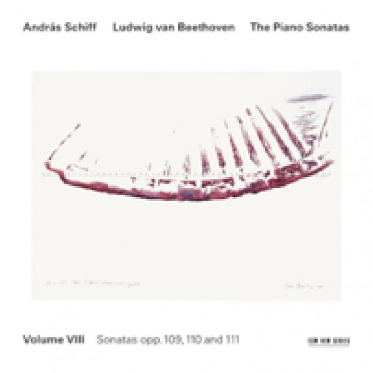 アンドラーシュ・シフ「ベートーヴェン:ピアノ・ソナタ集 第8巻」/ユニバーサルミュージック