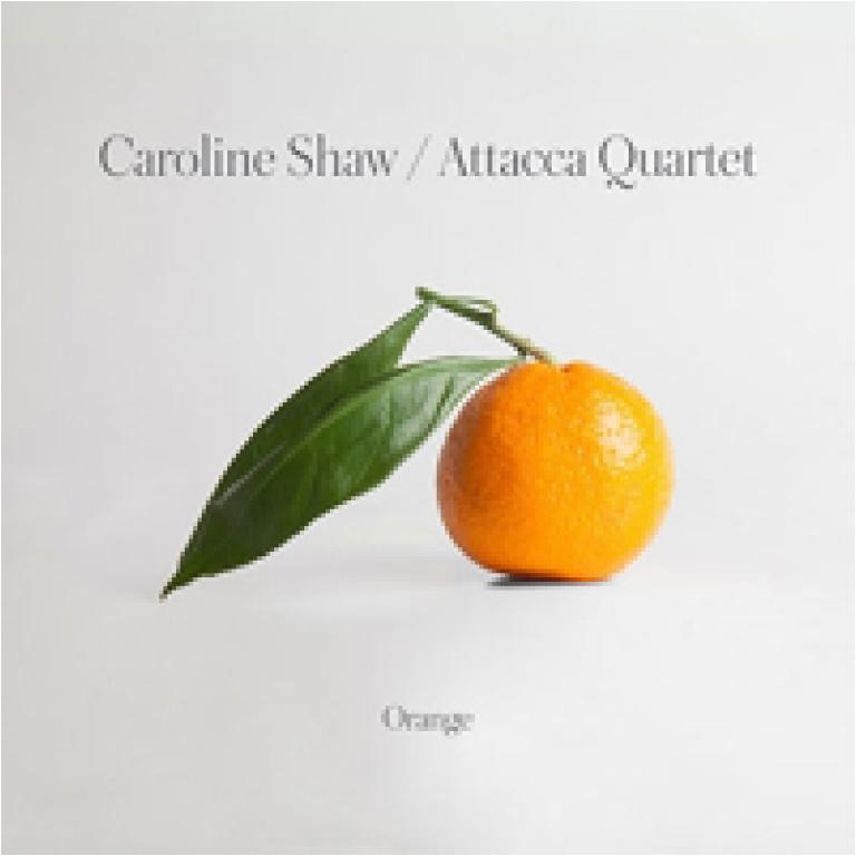 アタッカ四重奏団「キャロライン・ショウ:オレンジ」/New Amsterdam Records