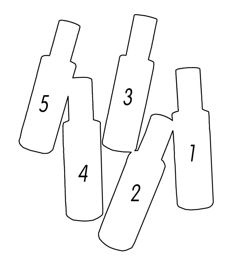 商品ナンバー
