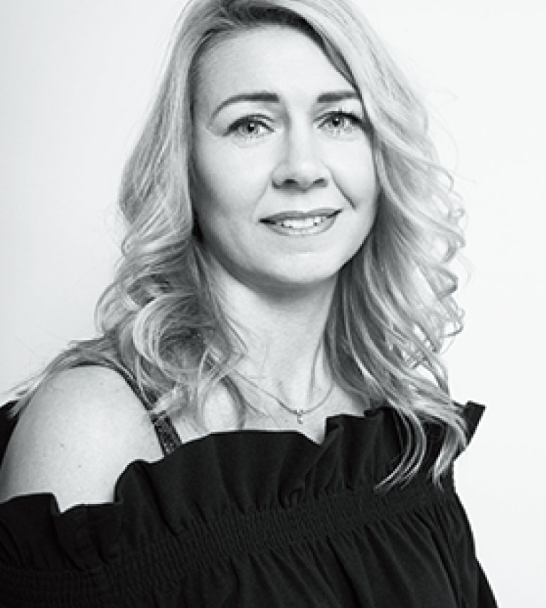 デンマークの美容師イメージ