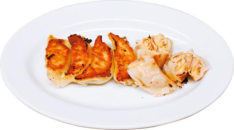 チーズ餃子/餃子荘ムロ